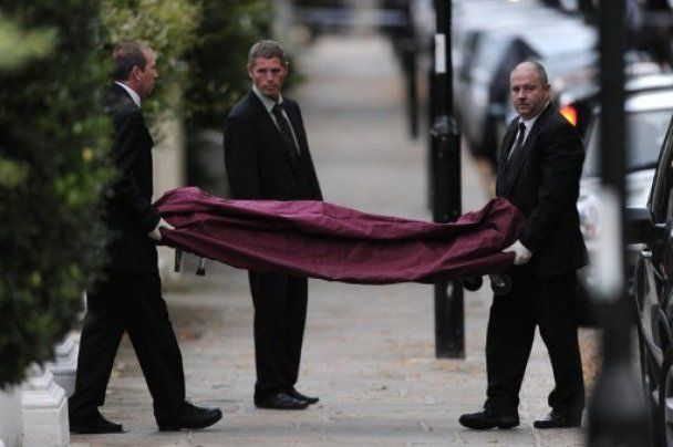 Эми Уайнхаус похоронят тайно от всех