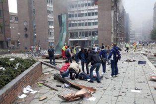 Норвежская полиция провела безрезультатный рейд: сообщников террориста не нашли