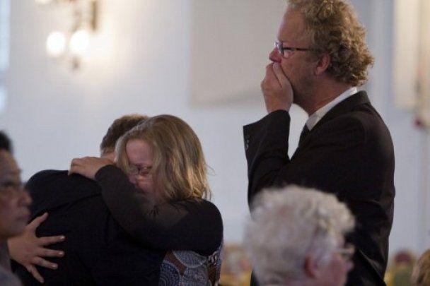 Батько норвезького стрільця закликав його покінчити з собою