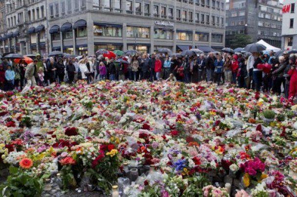 Норвезький терорист відвідував Білорусь