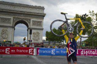 """Вперше в історії на """"Тур де Франс"""" переміг австралієць"""
