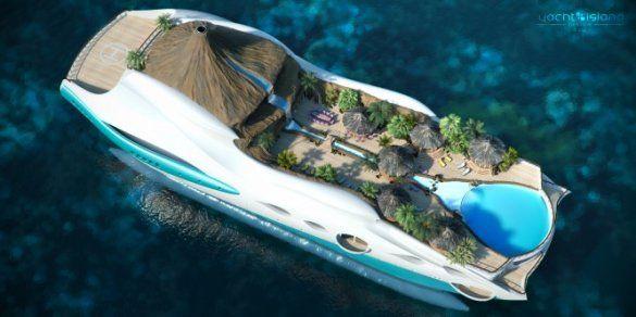 Tropical Island Paradise Superyacht_5
