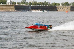 На украинскую Формулу-1 приедет катарский шейх