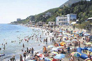 У Криму застрягли російські туристи через банкрутство авіакомпанії