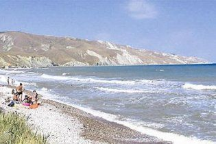 В Крыму море прогрелось до +27 градусов