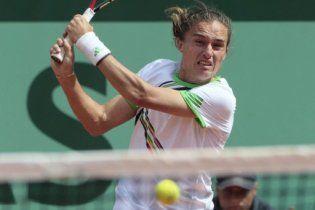 Долгополов вийшов у чвертьфінал престижного турніру у Франції
