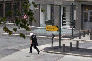 Перед взрывом в Осло Брейвика сняли на видео