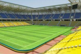 Названо дату відкриття стадіону до Євро-2012 у Львові