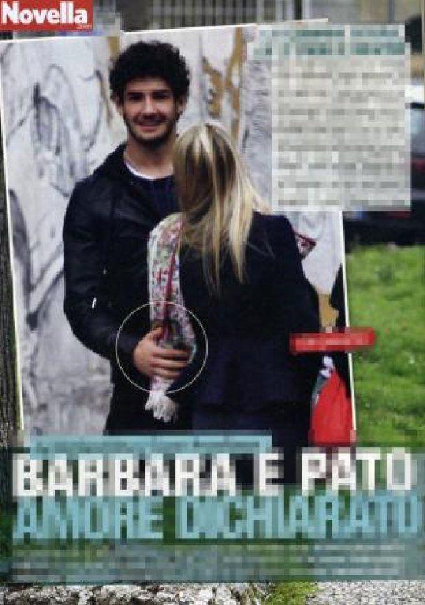 """Гравець """"Мілану"""" закрутив роман з донькою Берлусконі"""