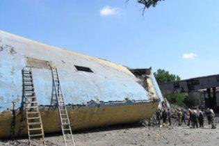 Из-под завалов на шахте в Макеевке раздаются голоса людей