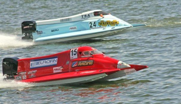 Українську Формулу-1 виграв арабський гонщик