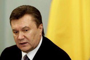 Янукович хочет поскорее получить свободную торговлю со странами СНГ