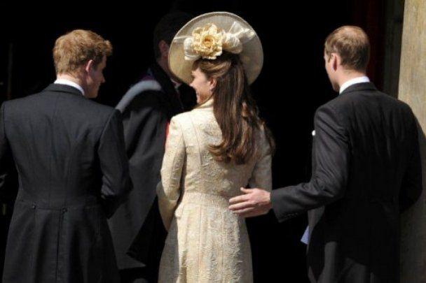 Внучка британской королевы опоздала на собственную свадьбу