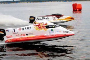 Украинскую Формулу-1 выиграл арабский гонщик