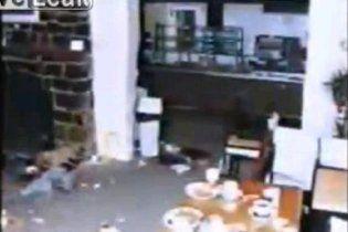 В Інтернет потрапило учбове відео поліції з кадрами масового розстрілу