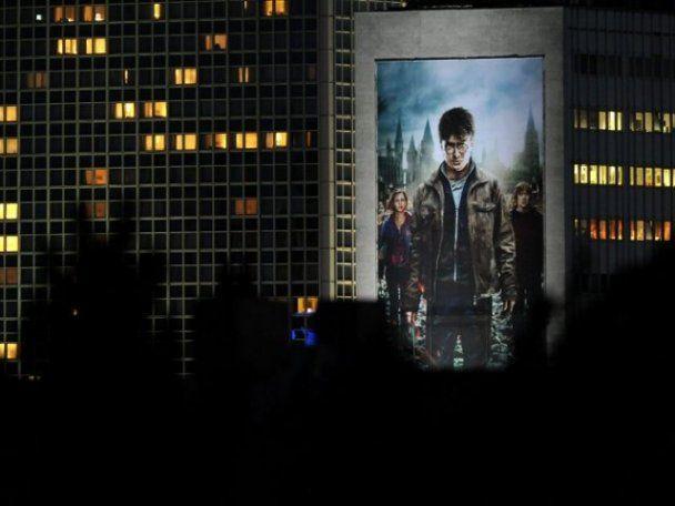 """Заключний """"Гаррі Поттер"""" зібрав в світовому прокаті понад мільярд доларів"""