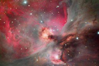 В космосе впервые найден молекулярный кислород