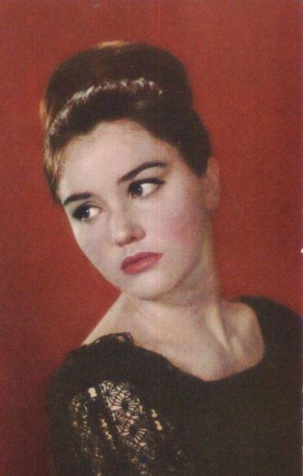 На 72-му році життя померла зірка радянського кіно Жанна Прохоренко