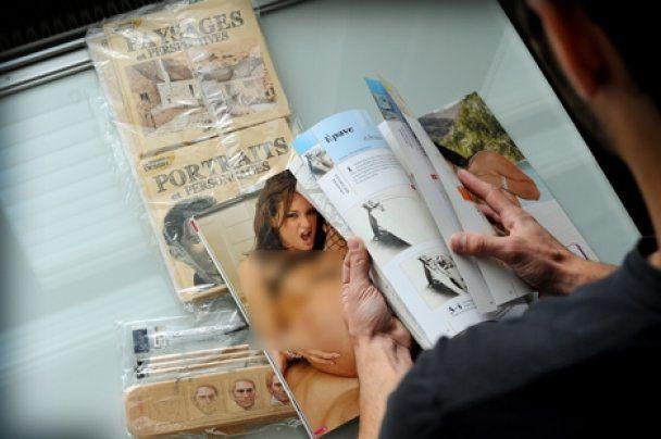 В Європі дитячий журнал помилково вийшов з порнокартинками