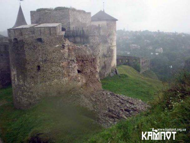 Кабмін виділив гроші на відновлення Кам'янець-Подільської фортеці