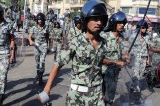В Каїрі у сутичках біля посольства Ізраїлю постраждало 520 осіб