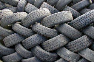 В Україні дороги робитимуть зі старих автомобільних шин