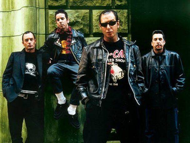Рейтинг найкращих панк-гуртів очолив Green Day