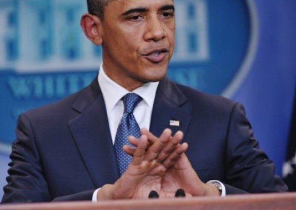 Президент США Барак Обама празднует 50-летний юбилей