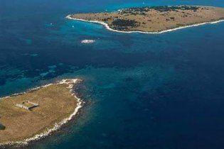 Хорватия выставила на продажу два острова
