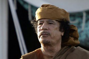 Компьютерный вирус замаскировали под посмертные фото Каддафи