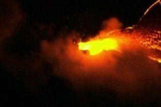 На Гаваях прокинувся вулкан Кіла-Уеа