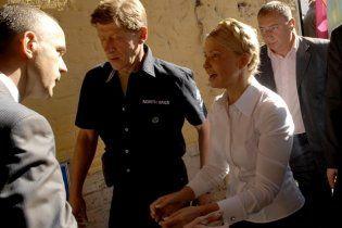 Тимошенко попросила суд проводити засідання через день