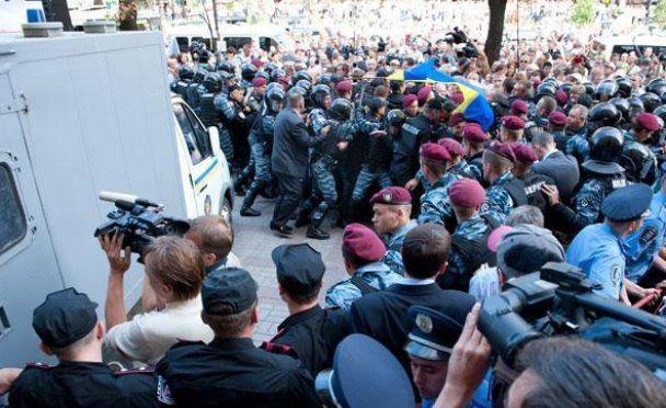 Тимошенко рассказала, за что ее арестовали