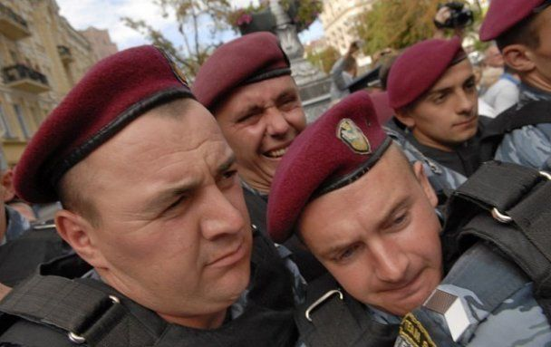 Прихильники Тимошенко розбили наметовий табір на Хрещатику
