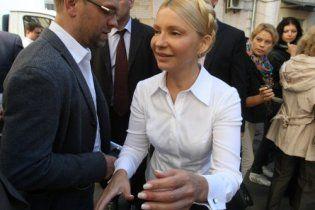Тимошенко заявила, что ее неизвестная болезнь прогрессирует