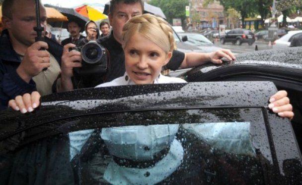 Суд заарештував Юлію Тимошенко