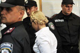 Суд отказался освободить Тимошенко из-под ареста