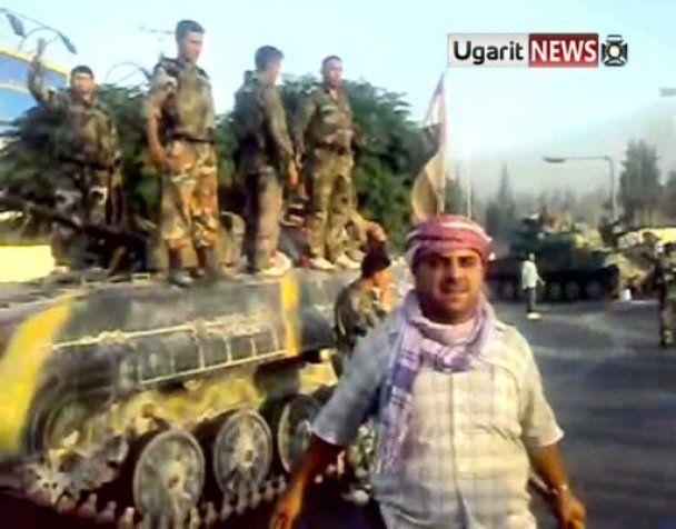 """Очевидец штурма сирийского города Хама: """"Людей убивали, как овец"""""""