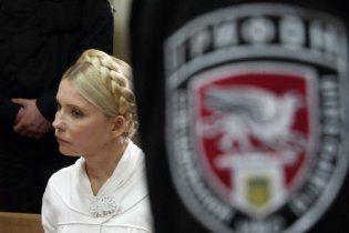 Суд над Тимошенко перенесли на четвер