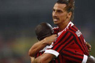 """""""Мілан"""" виграв у """"Інтера"""" битву за Суперкубок Італії (відео)"""