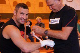 Віталій Кличко: я повинен жорстоко побити Адамека