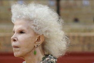 Самая богатая женщина Испании отказалась от денег ради любви