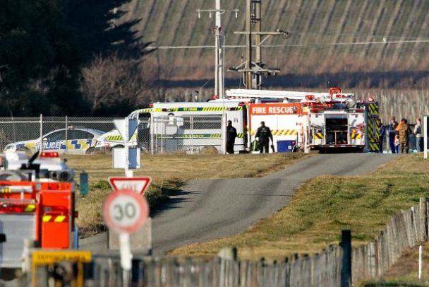 У Новій Зеландії загинув авіатехнік, якого засмоктало у двигун літака