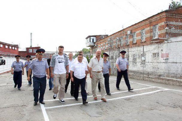 Володимир Кличко побував у виправній колонії