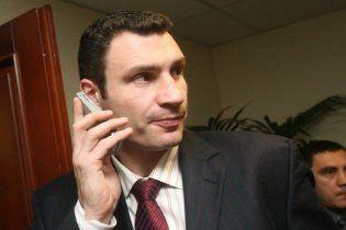 Віталій Кличко попросив Януковича відпустити Тимошенко на поруки