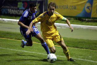 Україна поступилася Узбекистану у фіналі Кубка Лобановського (відео)