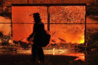 В Луганске неизвестные разгромили киоск с шаурмой и избили иностранных студентов