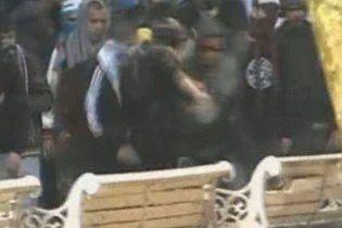 У ході масових заворушень в Чилі поранення отримали більше 40 осіб