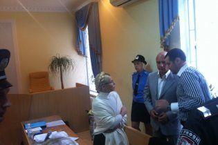 Суд вчетверте відмовився звільнити Тимошенко з-під варти