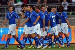 Італія вперше за 17 років обіграла Іспанію (відео)